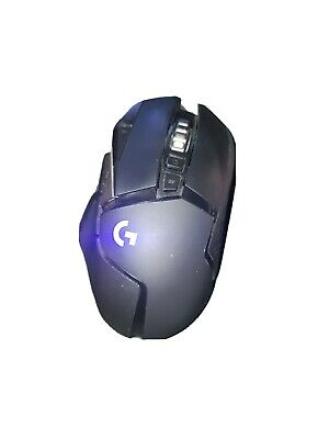 AU40 • Buy Logitech G502 (910005571) Wired RGB Gaming Mouse