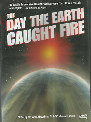 £1.20 • Buy The Day The Earth Caught Fire  Region 1 Dvd Sci Fi Horror