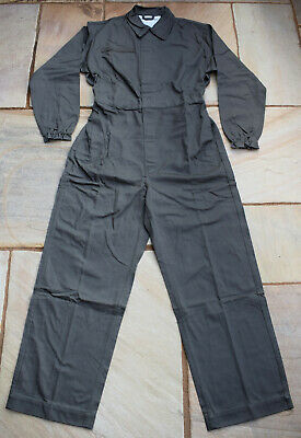 £30 • Buy 42  Uk18 100% Cotton Unisex Boiler Suit Jumpsuit Workwear Overall Coverall