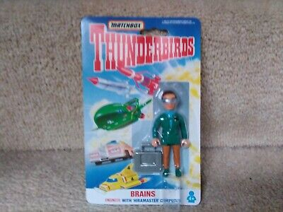 £3 • Buy Matchbox Thunderbirds Figure Brains Carded, Excellent