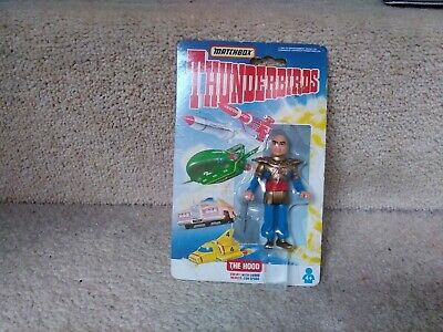 £3 • Buy Matchbox Thunderbirds Figure The Hood Carded, Excellent