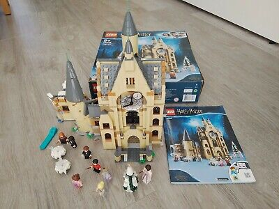 £29 • Buy LEGO Harry Potter Hogwarts Clock Tower (75948). Boxed + Instructions Great Cond.