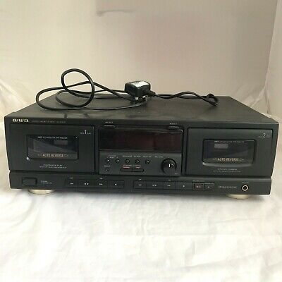 £70 • Buy Aiwa AD-WX727 Stereo Cassette Deck Hi-Fi Separate Tape Player/Recorder K12