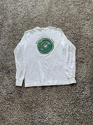£10.97 • Buy Vintage Inclusion Conference Chicago Long Sleeve T Shirt Size Large White