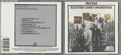 £3.40 • Buy Elo Cd Ole Electric Light Orchestra