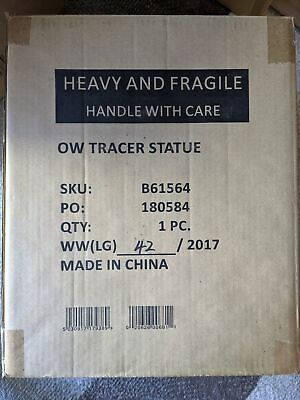 AU103.48 • Buy Tracer Overwatch 11.75'' Premium Statue Figure Blizzard OW Collectible