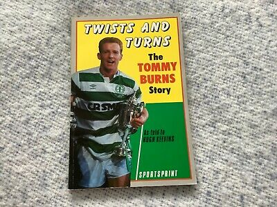 £12 • Buy Celtic FC: Tommy Burns - Twist And Turns