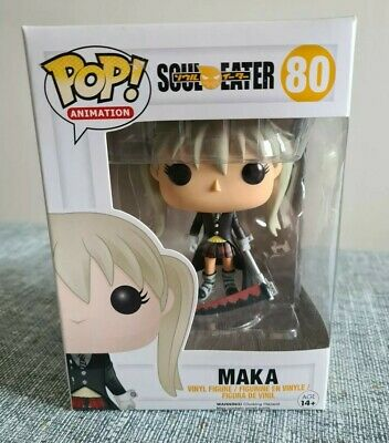 £79.99 • Buy Maka Soul Eater # 80 Funko Pop Vinyl Figure Vaulted With Protector