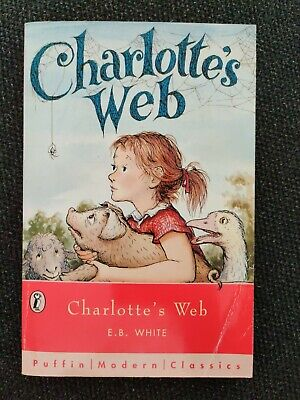 £2 • Buy Charlotte's Web By E. B. White (Paperback, 1993) - Puffin Books