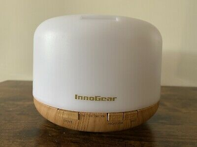 AU20.70 • Buy InnoGear Aromatherapy Diffuser, 500ml Diffusers For Essential Oils Aroma Oil Dif