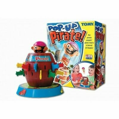 £12.99 • Buy Tomy Games Tomy Pop Up Pirate Classic Children'S Board Game