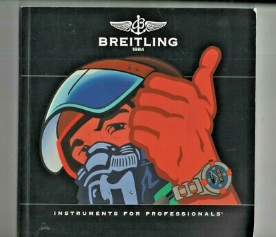 £6.99 • Buy Breitling Watch Catalogue 2013