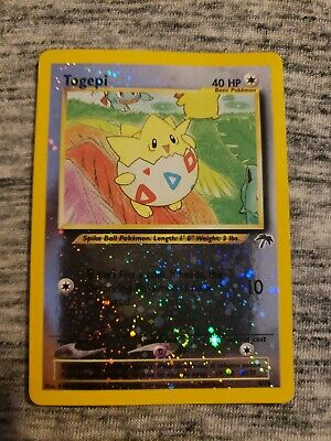$12.50 • Buy Pokemon 4/18 Togepi Southern Islands Reverse Holo Excellent Condition