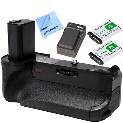 AU66.70 • Buy Vivitar Deluxe Battery Power Grip For Sony A6300 & A6500 Cameras W/ Battery Pack