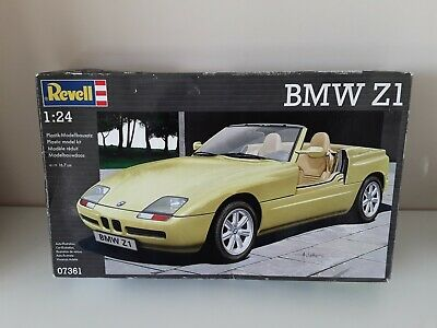 £7.50 • Buy Revell 07361 - BMW Z1  -  1:24 Scale Plastic Kit - In New Condition.