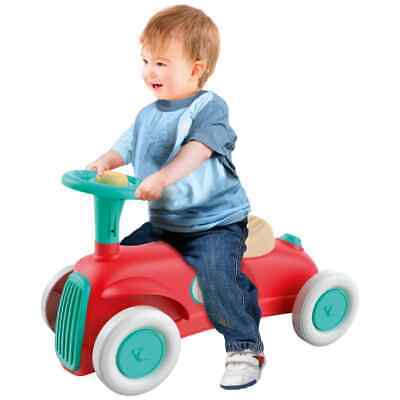 £34.99 • Buy Baby Clementoni My First Ride On Car Steer Push Sensory Toy Motor Develop 12m+