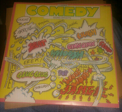 £0.73 • Buy BBC Comedy Sound Effects BBC #22478 By William Grierson 1983, Stereo