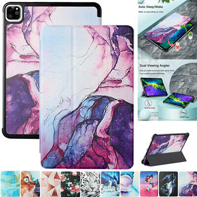 AU18.99 • Buy For IPad 5/6/7/8/9th Gen Mini Air Pro 11 Folding Leather Stand Smart Case Cover