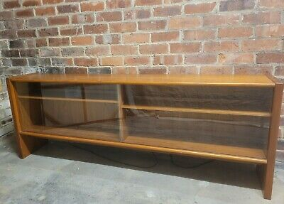 £195 • Buy Retro Mid Century Display Cabinet/Sideboard/TV Stand