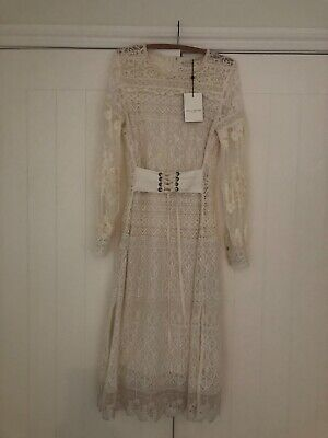 AU159 • Buy Spell And The Gypsy Collective Dawn Lace Dress Size M BNWT
