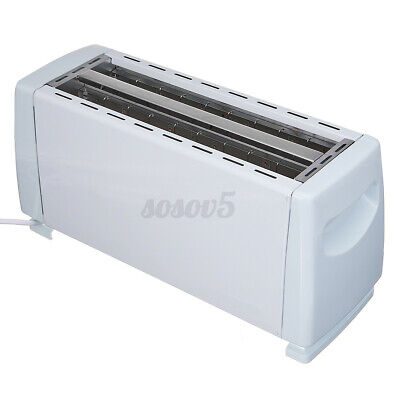 AU27.98 • Buy 220V Toaster 4 Slice Kitchen Appliance Stainless Steel  Bread Cooker Toasting AU