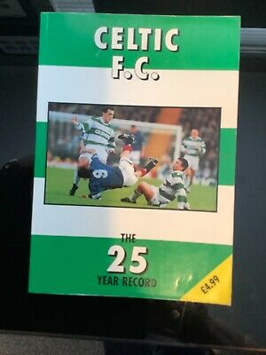 £10 • Buy Celtic FC: The 25 Year Record