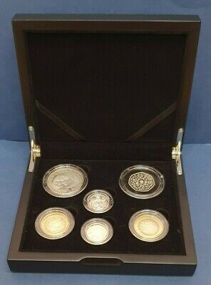£175 • Buy 2011 Royal Mint Silver Proof Commemorative Coin Set