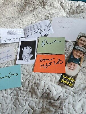 £25 • Buy Only Fools And Horses Signatures