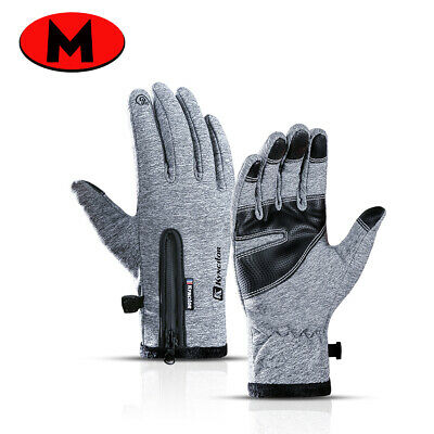 £4.95 • Buy Winter Ski Snowboard Gloves Snow Skiing Touchscreen Warm Thermal Mens M Size