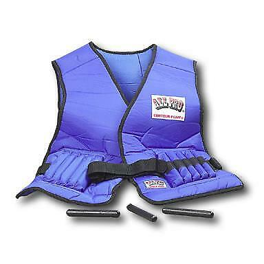 £59.81 • Buy All Pro Power Vest 20 Lb. Weight Adjustable Exercise Vest