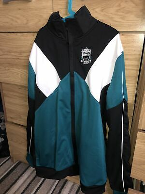 £10 • Buy Liverpool 90s Tricot Track Top