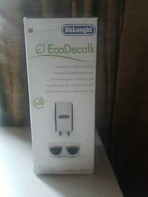 AU22.63 • Buy NEW DeLonghi EcoDeCalk Natural Descaler For Coffee Machines 16.90 Oz