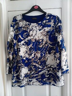 £3 • Buy Forever By Michael Gold Top Size L Approx 18/20
