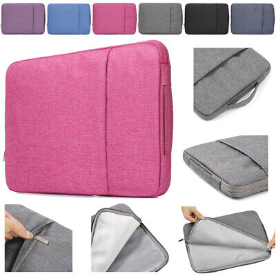$11.27 • Buy For Macbook Air Pro 11' 12 13'' 13.3  Notebook Laptop Sleeve Case Bag Soft Cover