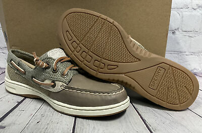 £29.24 • Buy Sperry Top-Sider Rosefish Durable Premium Boat Shoes Size 5 Tan New With Box