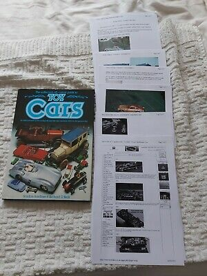 AU9.42 • Buy The Collector's All Colour Guide To Toy Cars + How To Restore Car Sheets.