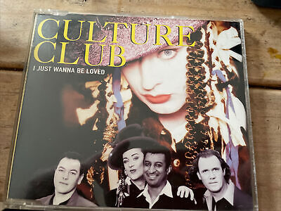 £0.50 • Buy Culture Club - I Just Wanna Be Loved (1998 Cd Single)