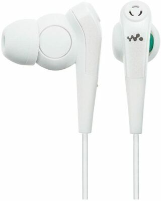 £48.30 • Buy New Sony Canal Type Earphone MDR-NWNC33 Walkman Noise-Canceling Function White