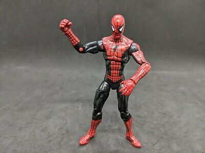 £6.90 • Buy Marvel Universe Spiderman 3.75  Action Figure Black And Red Suit. Black Suit.