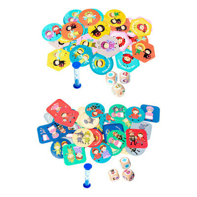 AU20.30 • Buy Fun Matching Toys Preschool Learning Educational Toys Gift For Kids Toddlers