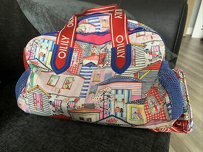 £45 • Buy Oilily Baby Changing Bag New Print