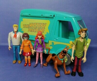 £24.99 • Buy Scooby Doo, The Mystery Machine With Figures, Hanna Barbera