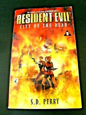 AU16.21 • Buy Resident Evil - 3 - City Of The Dead By S.D. Perry - 1999