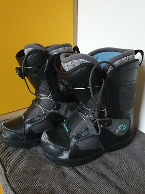 £22.50 • Buy Thirty Two Niu Boa Snowboard Boots. Size 5.5