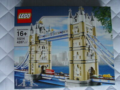 £298.89 • Buy LEGO 10214 TOWER BRIDGE - 1st ISSUE BOX - NEW & SEALED - RETIRED (see My Items)