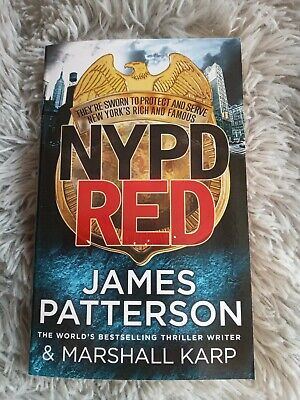 AU10.94 • Buy James Patterson NYPD RED New Paperback Book