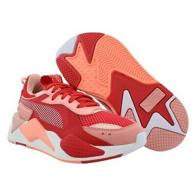 AU59 • Buy Brand New - Puma Shoes Sneaker RS-X Toys US 13 - Color Pink Red White