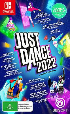 AU86.95 • Buy Just Dance 2022 Switch Game NEW PREORDER 04/11