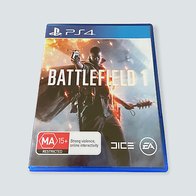 AU9.99 • Buy Battlefield 1 For The Sony PlayStation 4/PS4/PS5 - VGC/PAL/AUS/Dice/War 🐙