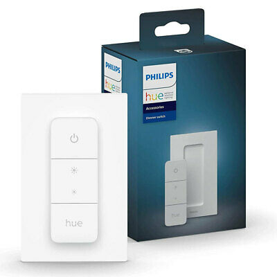 AU41 • Buy Philips Hue Dimmer Remote Version 2 Wireless Light Power Button Control Switch
